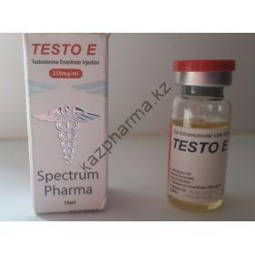 Testo E (Тестостерон энантат) Spectrum Pharma балон 10 мл (250 мг/1 мл)